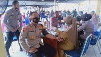 Sambut Hari Bhayangkara Ke-75, Polres Majene Gelar Donor Darah