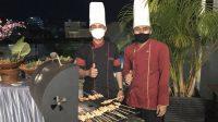 Whiz Prime Hasanuddin Launching Paket BBQ Day Hanya Rp75.000