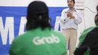 YRA PT. SJAM Berikan Edukasi Puluhan Mitra Grab Selamat Berkendara