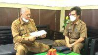 Wabup Saiful Koordinasi Staf Ahli Gubernur Mantapkan Persiapan STQH