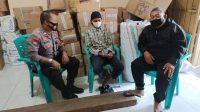 Bhabinkamtibmas Malimongan Patroli Dialogis Ingatkan Warga Protkes