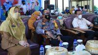 Kapolres Takalar Hadiri Launching Sulsel Kebut Vaksinasi dan Dokter Covid-19 Sulsel