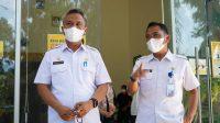 Pasca Istirahat Siang, Bupati Budiman Sidak Dua Kantor OPD