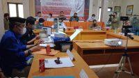 KPU Pinrang Tetapkan DPB Triwulan II Sebanyak 260.989 Pemilih