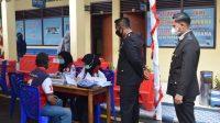 HUT Bhayangkara ke-75, Polres Sidrap Hadiahkan SIM Gratis Bagi Warga Lahir 1 Juli