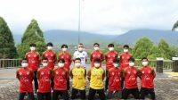 Bupati Budiman Doakan Tim Futsal Lutim Sukses di Turnamen FKJ Palopo