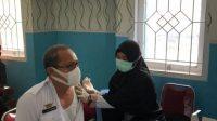 Dinas PP dan KB Jeneponto Gelar Vaksinasi Covid-19 Tahap II