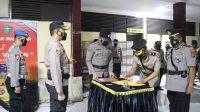 Empat Pejabat Polres Pelabuhan Makassar Berganti