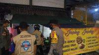 Polres Pelabuhan Bersama Stakeholder Operasi PPKM Darurat di Tempat Usaha