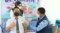 Anak Usia 12 Sampai 17 Tahun di Soppeng Lakukan Vaksinasi Covid-19