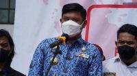 Bupati Adnan Dukung Kolaborasi Mahasiswa dan Polri Percepat Vaksinasi Covid-19