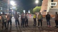 Antisipasi Gangguan Kamtibmas, Polres Pelabuhan Makassar Amankan Takbiran Malam Iduladha