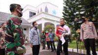 Pangdam XIV /Hasanuddin Silaturahmi ke Bantaeng