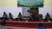 Meningkatkan Karakter Personel, Polres Pelabuhan Makassar Gelar Binrohtal