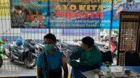 Serbuan Vaksin Masyarakat Maritim TNI AL Sasar Kembali Pelabuhan Makassar