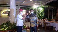 Beri Penghormatan, Wakil Bupati Torut Sambut Ketua DPW Gelora Sulsel dengan Tradisi Adat