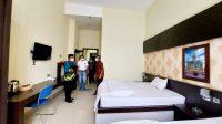 Kakanwil Kemenag Sulsel Nyatakan Asrama Haji Makassar Siap Tampung Pasien Covid-19
