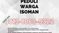 PAC GP Ansor Rappocini Aksi Peduli Bagi Penderita Covid-19