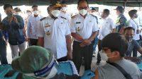 Danny Dukung Deklarasi Pelabuhan Makassar Wajib Vaksin