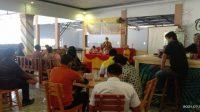Jelang Pelantikan Pengurus MKGR Takalar, Hamka B Kady Hadiri Rapat Pembekalan Bangun Konsolidasi