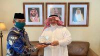 Kemenag dan Kedubes Saudi Bahas Penyelenggaraan Umrah 1443 H
