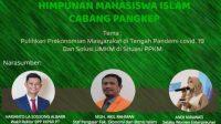 HMI MPO Pangkep Gelar Dialog Publik, Bahas Solusi UMKM di Situasi PPKM