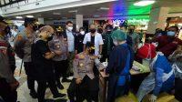 Kapolda Sulsel Merdisyam Apresiasi IDI Makassar Vaksin 10 ribu Serantak 4 Titik Didukung Kalla Group