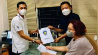 Rusdi Masse Minta Kader NasDem di Sulsel Ajak Masyarakat Ikut Vaksin Covid-19