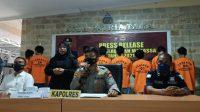 Operasi Antik Lipu, Polres Pelabuhan Makassar Ungkap 29 Pelaku Narkoba