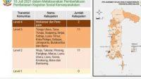 Sidrap Level 3 Covid-19 di Sulsel, dr Budi Santoso: Berada Pada Risiko Sedang dan Potensi Virusnya Tidak Terkendali