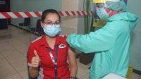 JNE Vaksinasi 7.500 Karyawan dan Masyarakat Umum