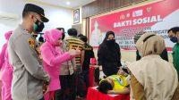 Polres Enrekang Gelar Bakti Sosial, Puluhan Anak Ikuti Sunatan Massal Gratis Kerja Sama Baznas