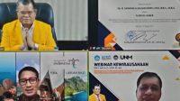 Rektor UNM: Mengasah Jiwa Kewirausahaan, Kampus Entrepreneur Terbaik di Indonesia