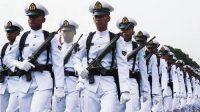 Penerimaan Prajurit TNI AL di Lantamal VI Makassar Harus Sertakan Suket Vaksin Covid-19