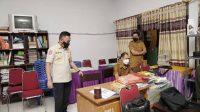 Sidak di SMP, Ilham Azikin Rancang Grand Desain Pembelajaran Tatap Muka