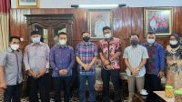 Terima Kunjungan Kepala BPN Selayar, Bupati Selayar Ingatkan Hati-hati Terbitkan Sertifikat Tanah
