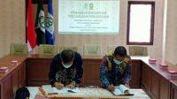 FST UIN Alauddin dan DLHK Kabupaten Sinjai Jalin Kerja Sama