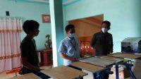 Berdayakan Pemuda, PT Semen Tonasa Adakan Pelatihan dan Bantu Mesin Percetakan Sablon