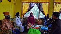 Usai Tabur Bunga, Wabup Sinjai Temui Veteran di Sinjai Tengah
