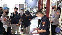 Diawasi Bidpropam Polda Sulsel, Propam Polres Pelabuhan Makassar Tes Urine Personel