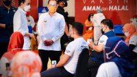 Pemkot Makassar Akan Lakukan Vaksinasi Berbasis RT, Target 100 RT per Hari
