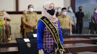 Hj. Sri Dewi Yanti Resmi Dikukuhkan Sebagai Bunda PAUD Kabupaten Bantaeng