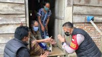 WMR Community Enrekang Wujudkan Kepedulian Sosial dan Kesehatan Masyarakat di Tengah Pandemi