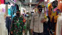 Polres Pelabuhan Bersama Tim Gabungan Gencar Patroli PPKM