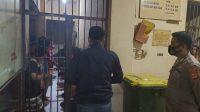 Polres Pelabuhan Makassar Rutin Cek Ruang Tahanan
