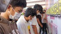 Viral di Medsos, Polisi Berhasil Ungkap Pertarungan Bebas Berhadiah Rp1,5 Juta