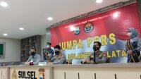 40 Kg Sabu Disita di Hotel di Jl. Jenderal Sudirman dari Dua Terduga Pelaku