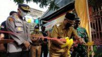 Kapolres Bersama Wawali Kota Parepare Resmikan Kampung Tangguh Anti Narkoba