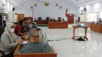 DPRD-Pemkab Majene Bahas Rancangan Awal RPJMD