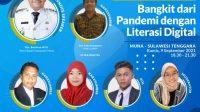 Literasi Digital Sulawesi 2021, Manfaatkan Lokapasar untuk Kembangkan Usaha Kecil Menjadi Lebih Profesional